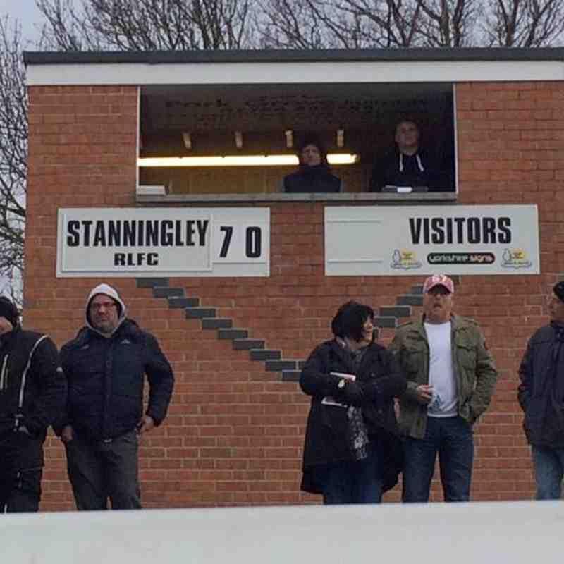 Stanningley Vs Waterhead Warriors 21/03/15