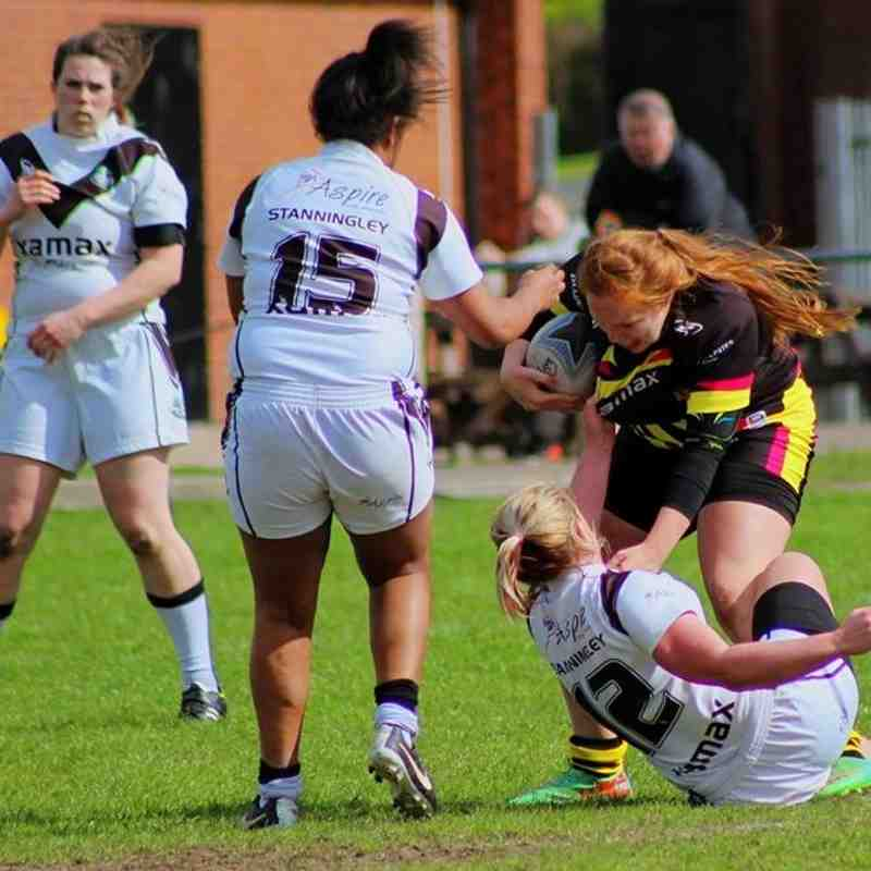 Stanningley Ladies 38 Vs 18 Leigh Miners Rangers Ladies 19/04/15 (Thanks To Terry Hopkins)