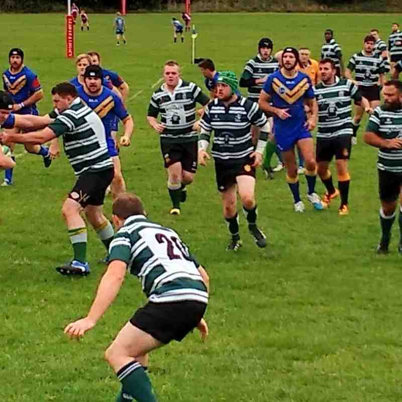OV's 1st XV vs Hendon 8 October 2016