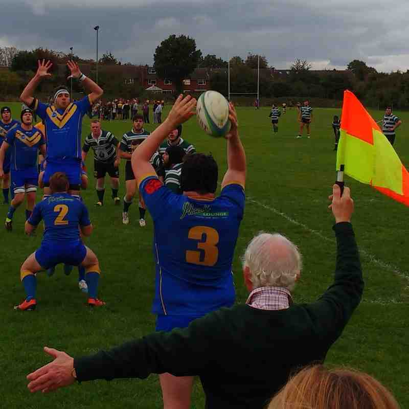 OVs 1st XV vs Hendon 8 Oct 2016