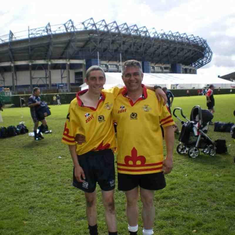 Aberdeen Strollers RFC