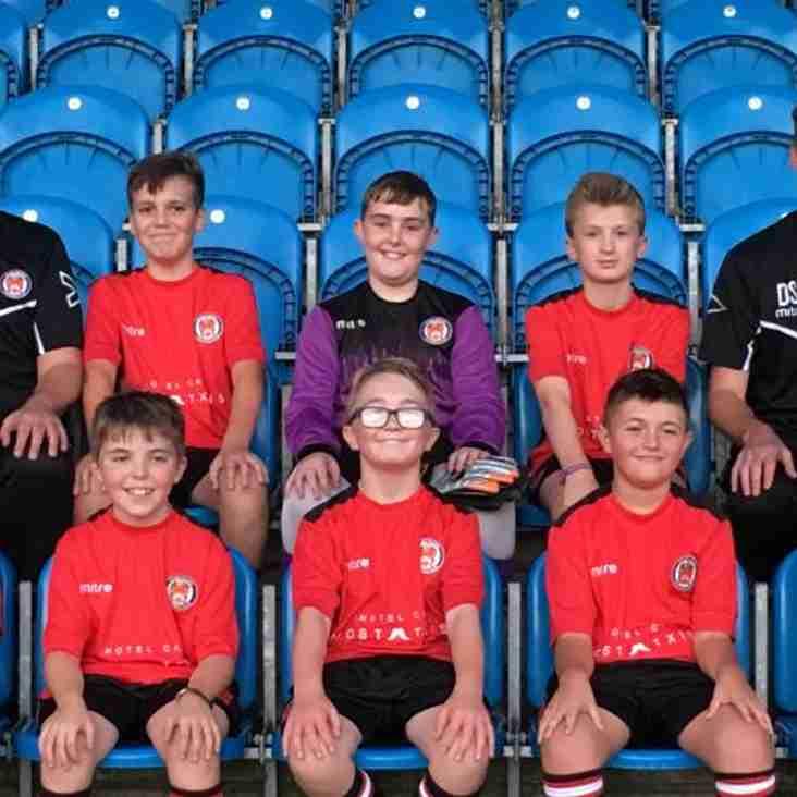 Hyde United JFC Reds U12's