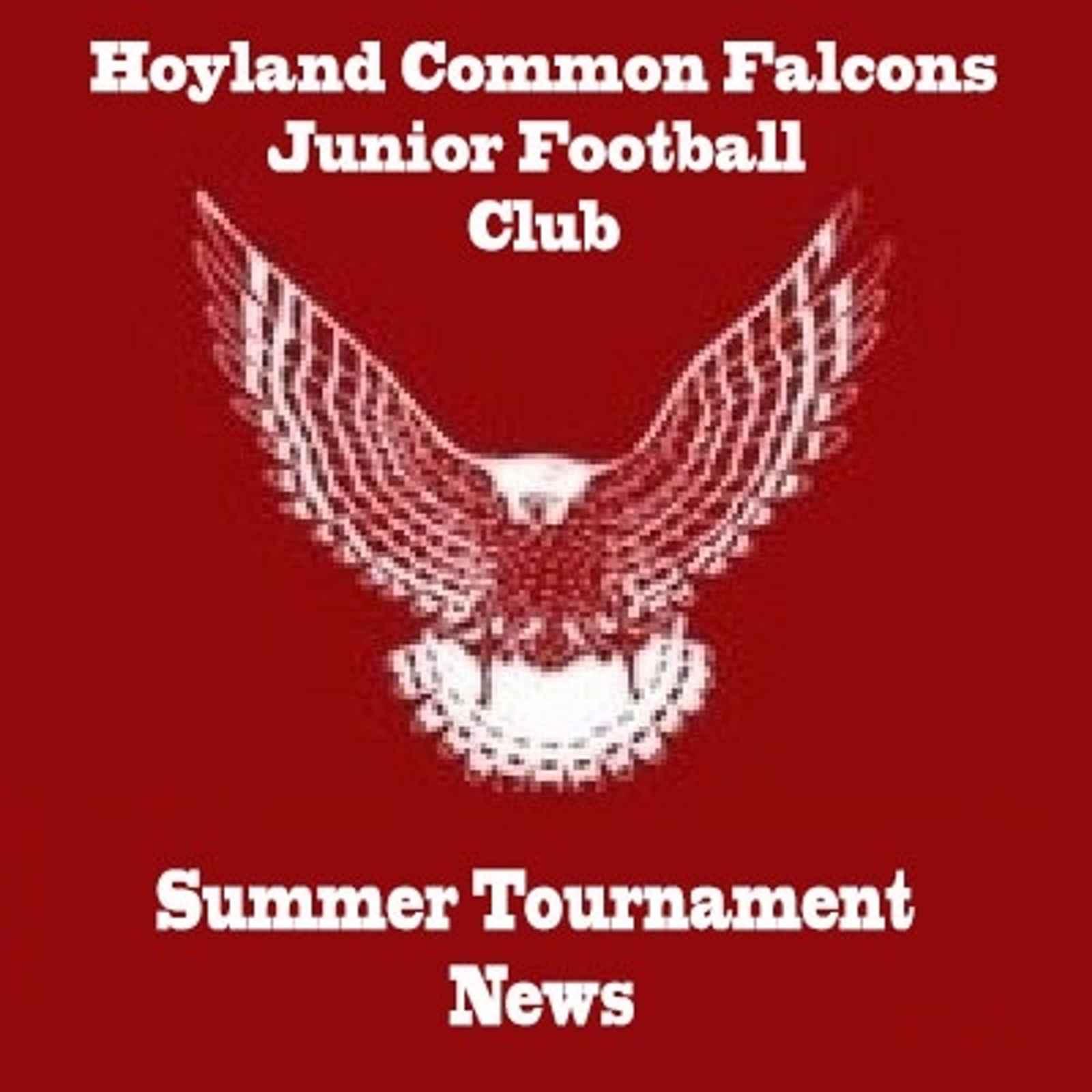 Hoyland Common Falcons Summer Football Tournament