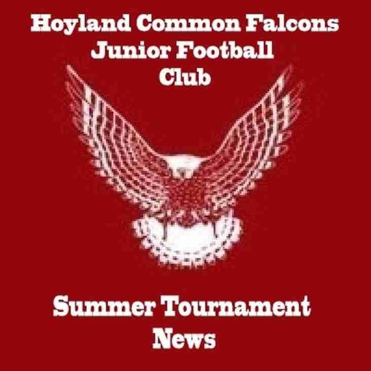 Summer Football Tournament