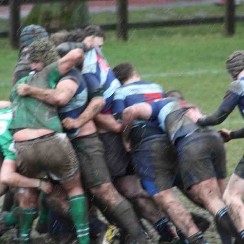 Colts at Wharfedale National Plate