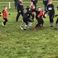 Last U9s Match Before Christmas….