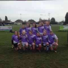 U18 Girls in 11 try romp