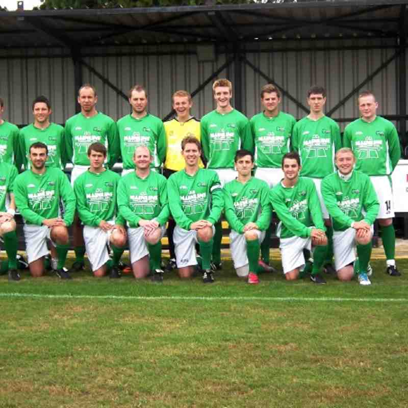 Player Photos 2011/12 Season