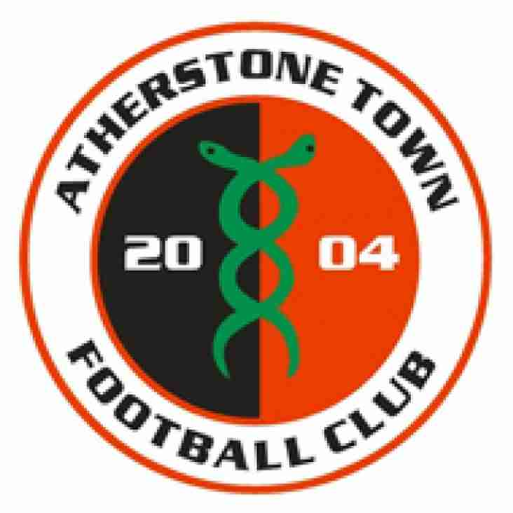 Atherstone run out winners, but the Badgers will take positives