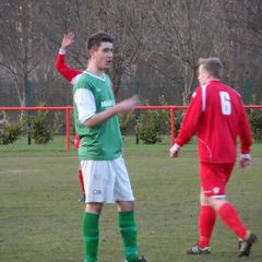 Stafford Town vs Brocton - 02/02/13