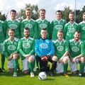 Brocton Reserves  lose to Rocester Reserves 3 - 6