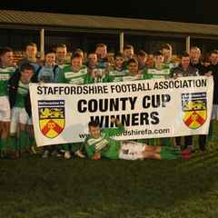 Brocton Youth take County Cup Final in late flurry of goals