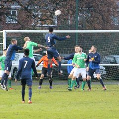 vs Long Eaton Home
