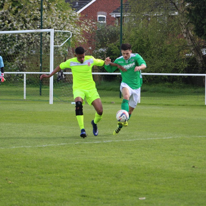 Badgers effectively relegated after being hit for 6 by Highgate