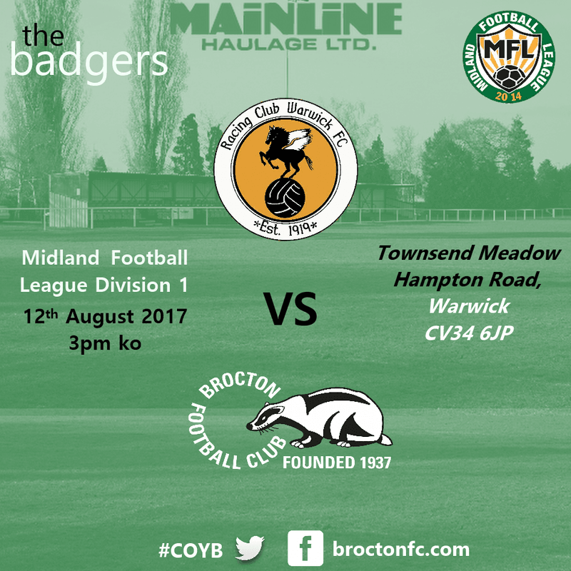 MATCH PREVIEW: League starts with away trip to Warwick