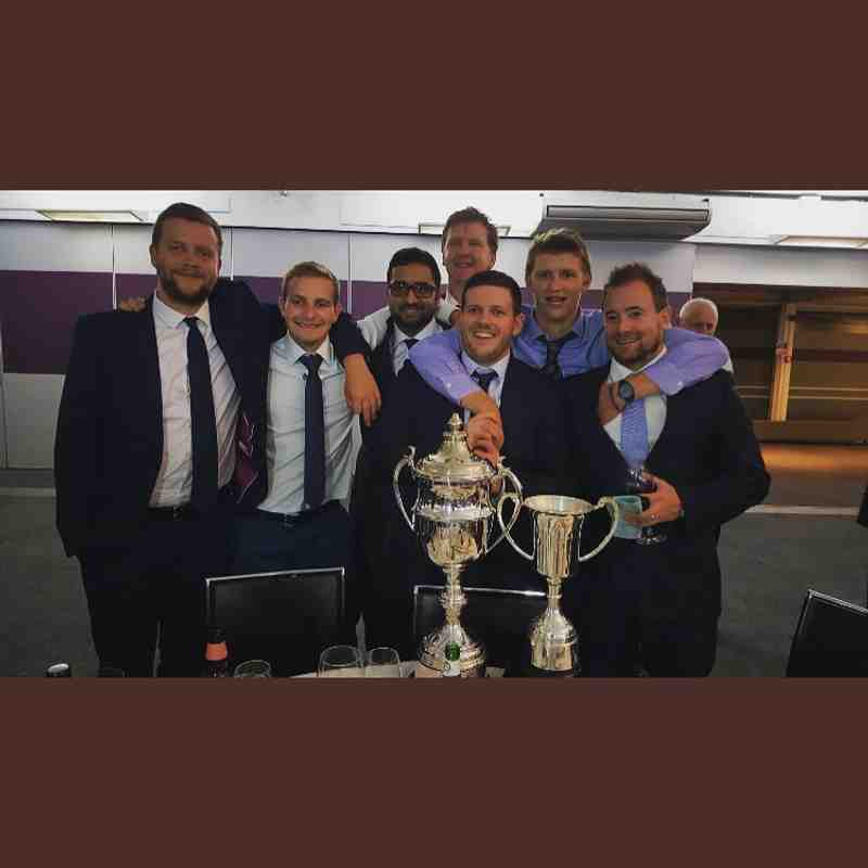 2017 League winning