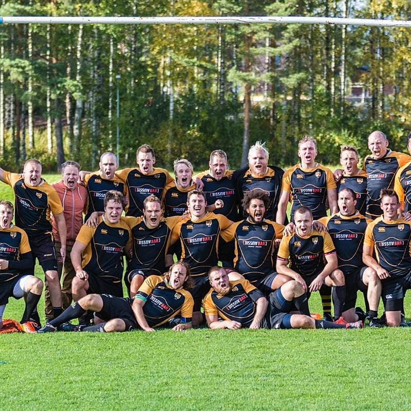 Warriors Rugby Club vs. Helsinki Rugby Club
