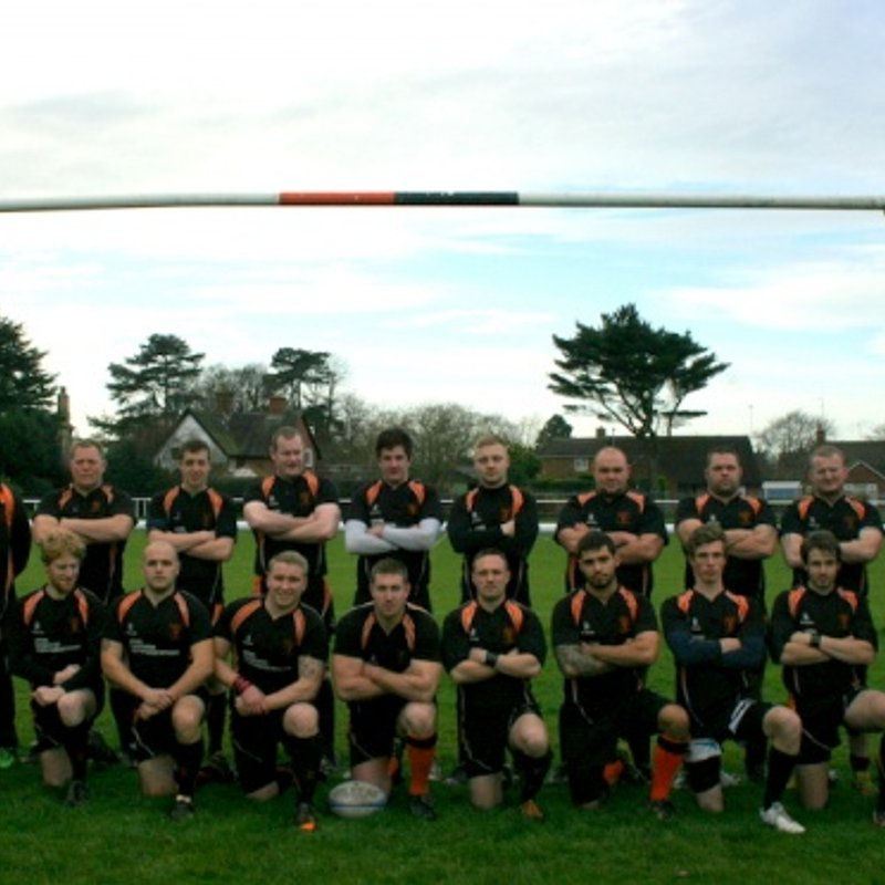 1st XV lose to Chesterfield Panthers  43 - 15