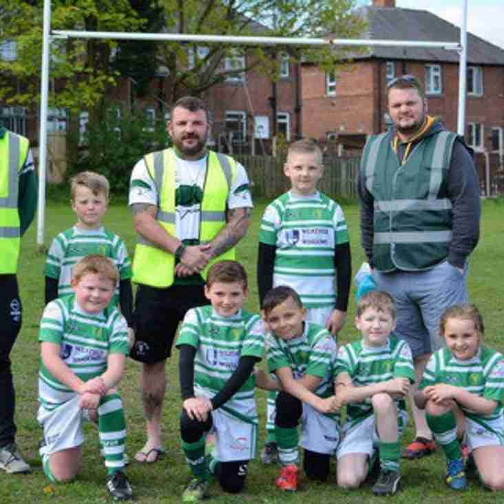 Celtic U9 fantastic first Game