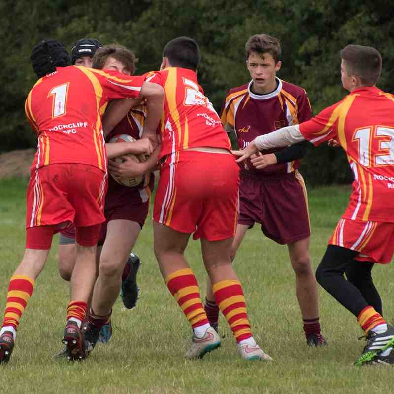 Middlesbrough U15's vs. Rockliffe 20.09.15