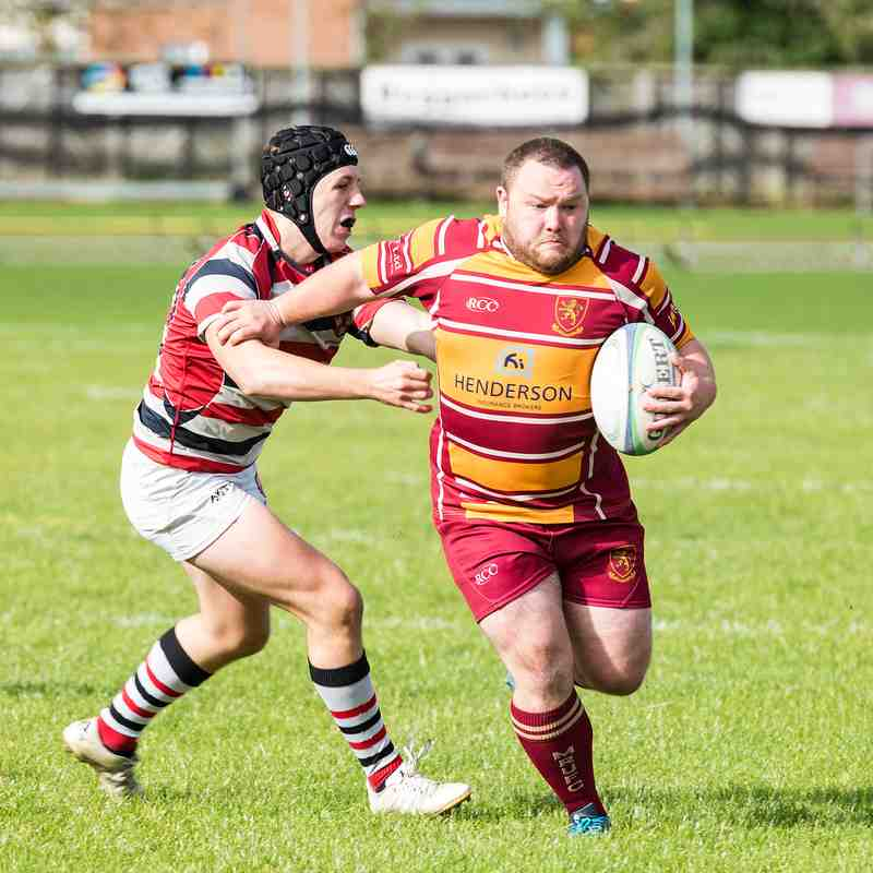 Middlesbrough Wasps vs. Novocastrians 2        22.09.18