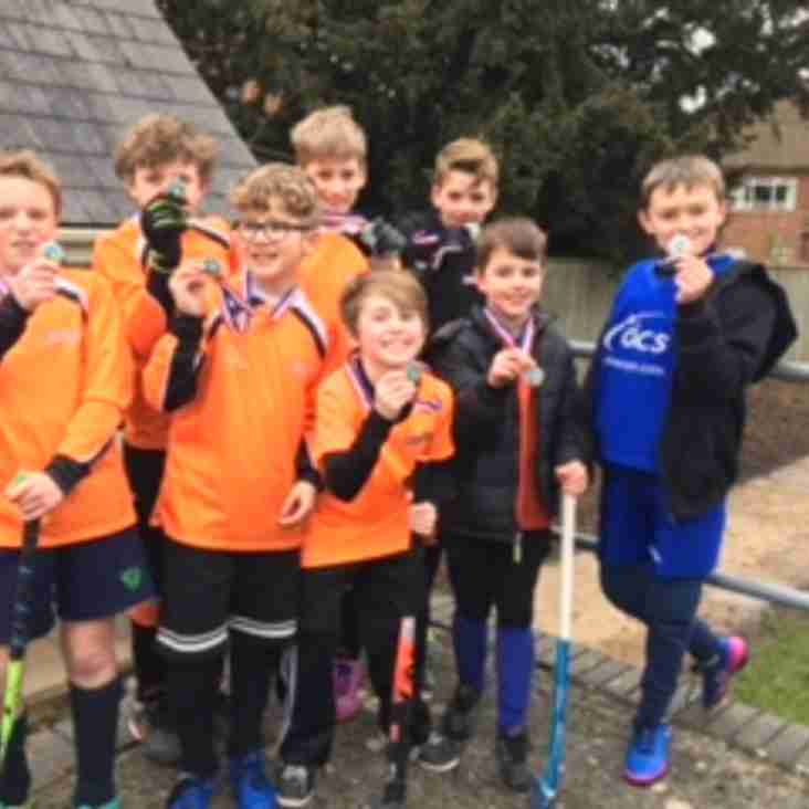 U10 boys County Cup report