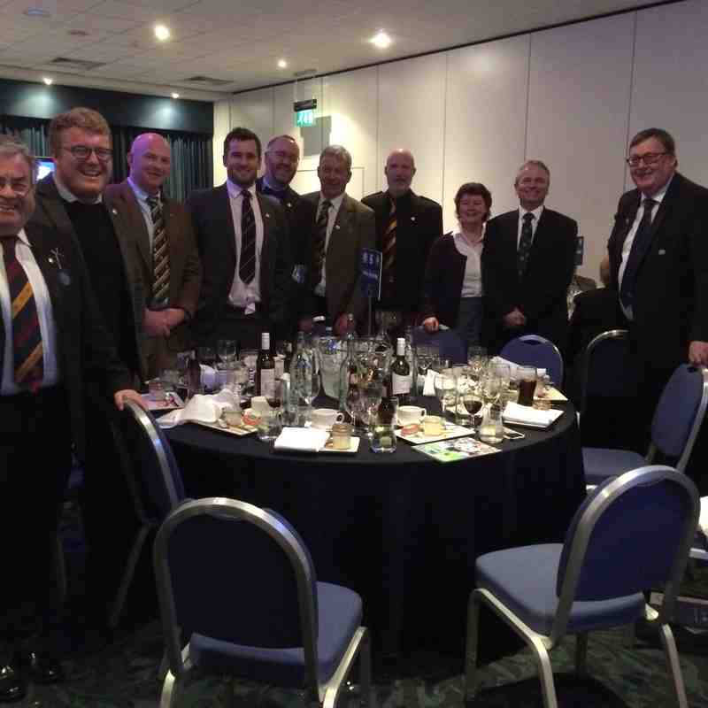 Scotland vs Italy 18032017 - Guests of SRU President