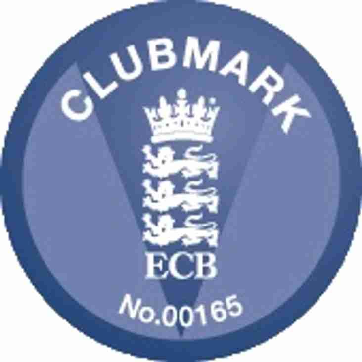 'CLUBMARK' re-accreditation successful