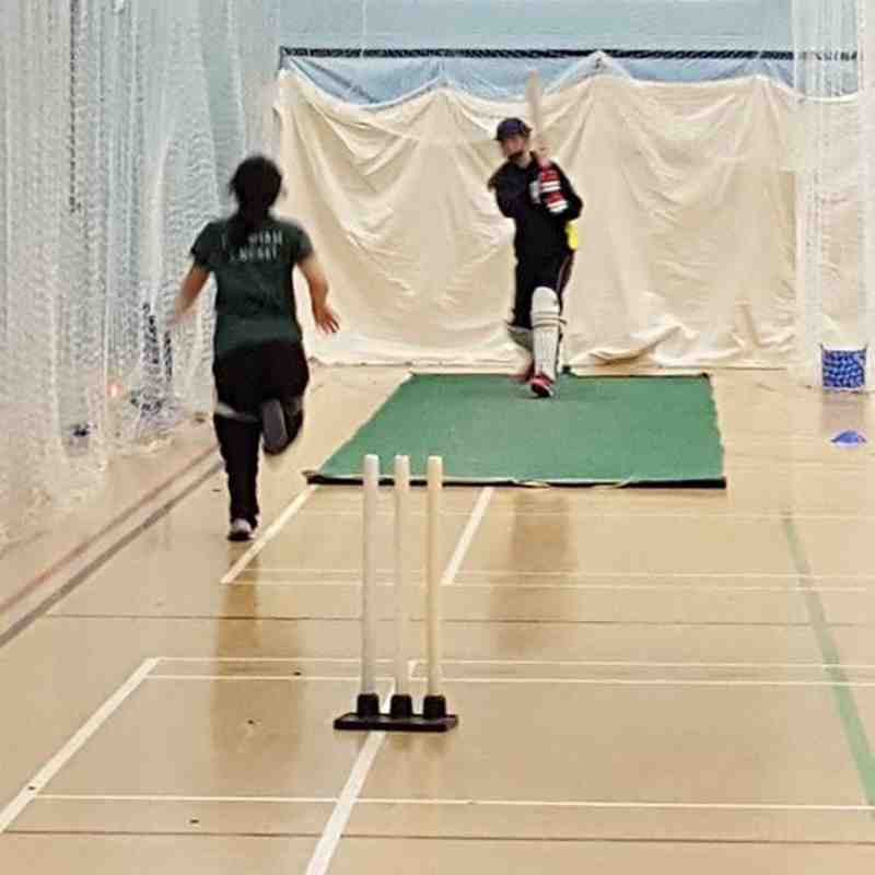 Winter Training 2017 - Girls only session at Melksham Oak