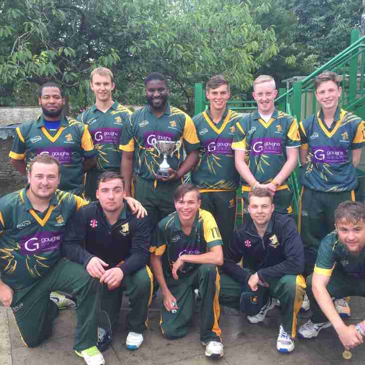 Wyverns retain 'Wiltshire Wallop' T20 Trophy