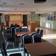 Pictures of clubhouse (internal)