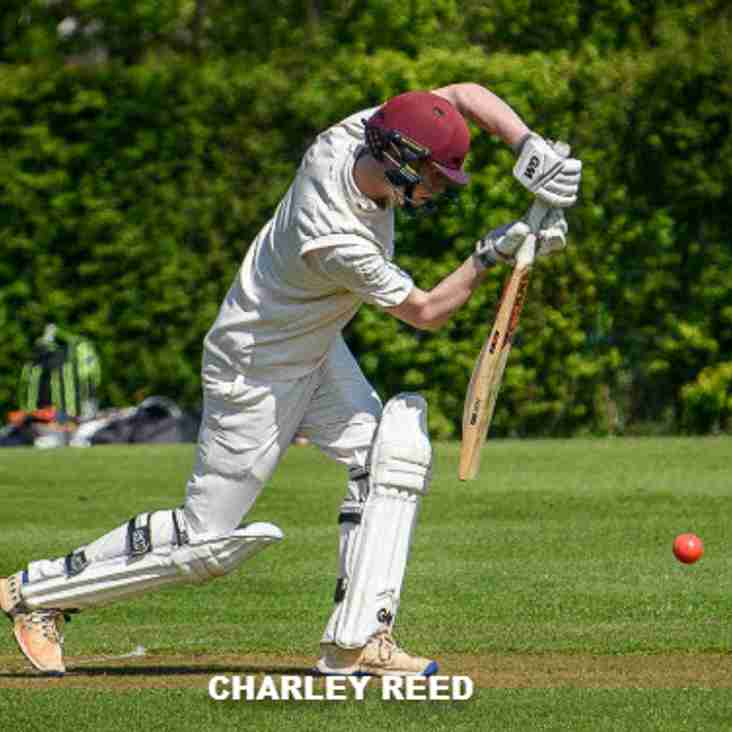 Charley Reed continues rich seam of form with second WEPL centrury