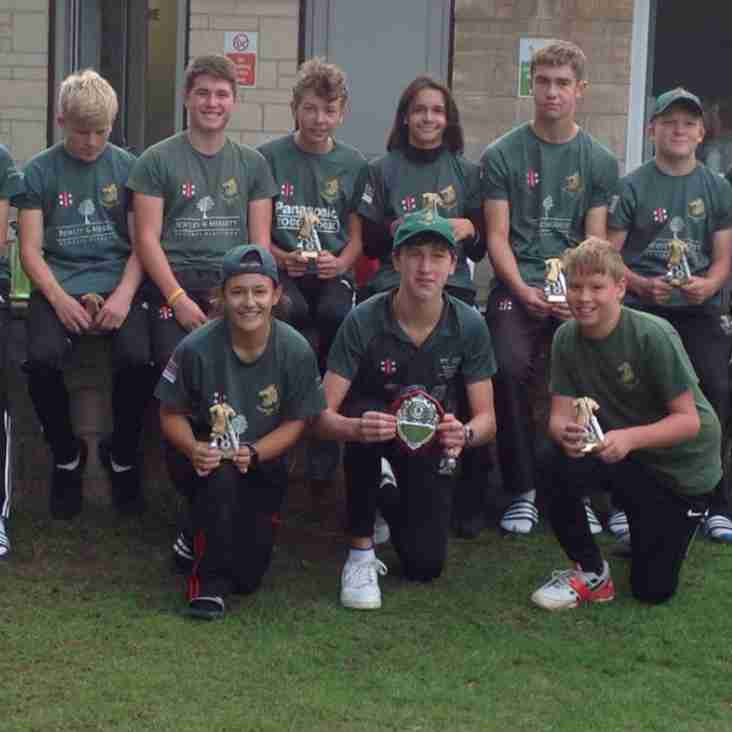 Academy U15s defeat Hampset to win B&DYCL KO Cup