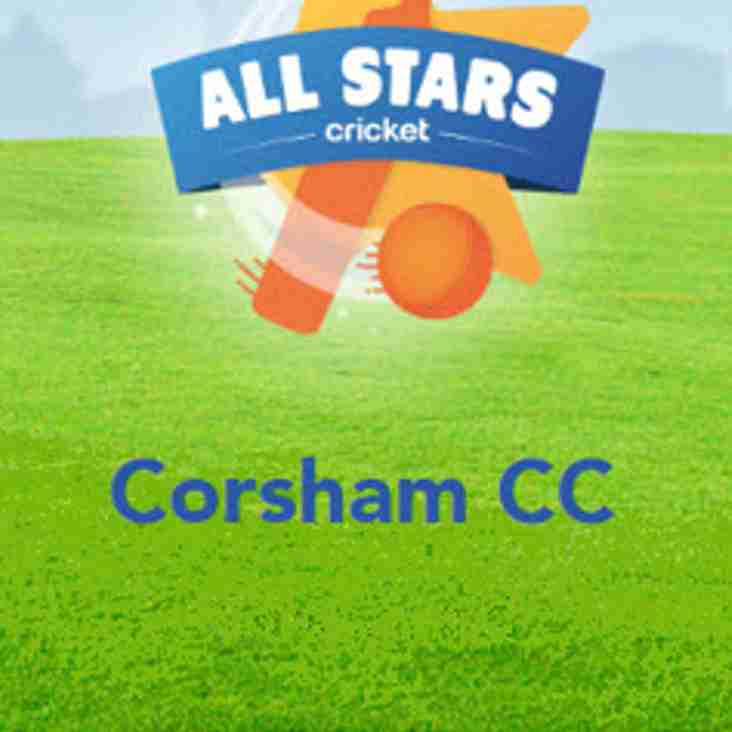 Get into cricket with All Stars