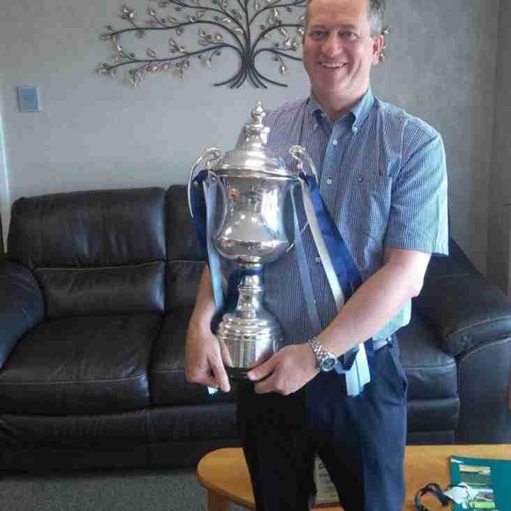 Newark win the Notts Senior Cup