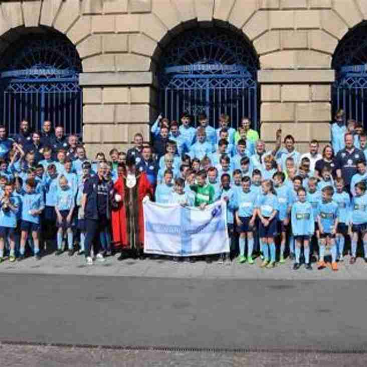150 years of NTFC Football