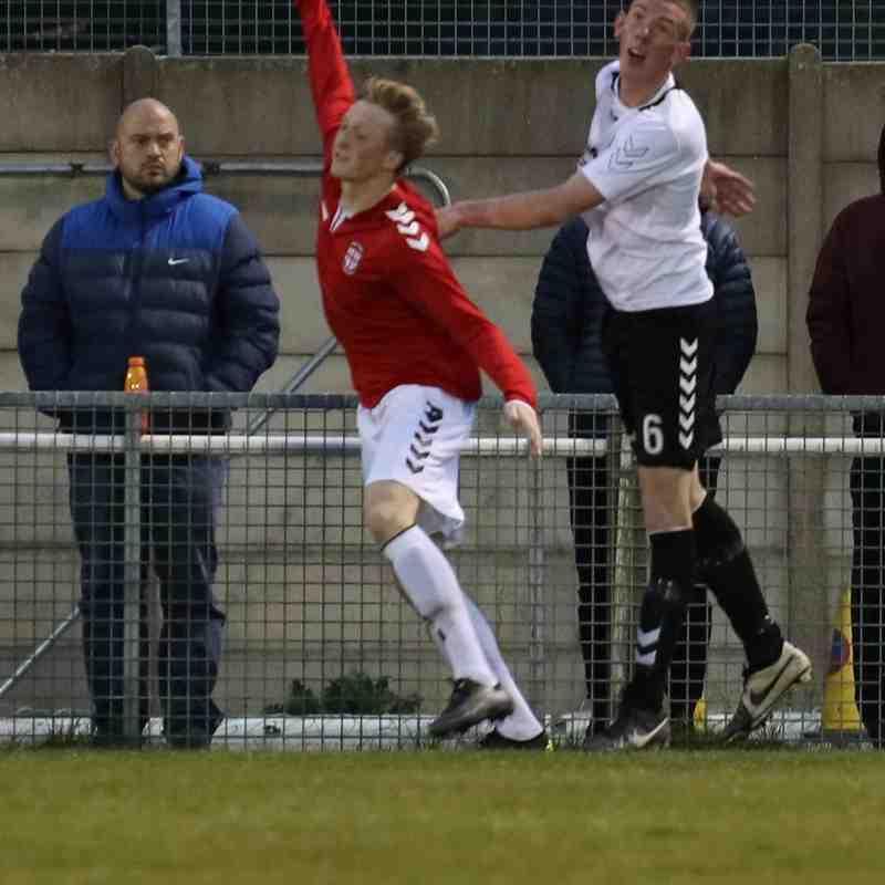 Georgians v Ashville FC. Cheshire Cup Final.