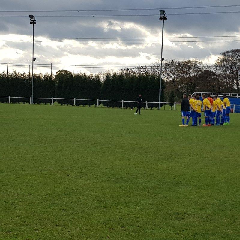 Ellistown FC v Allexton New Parks