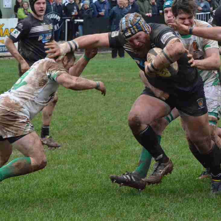 It's local derby time - Fishermen to face Devon All Whites at Rackerhayes this Saturday