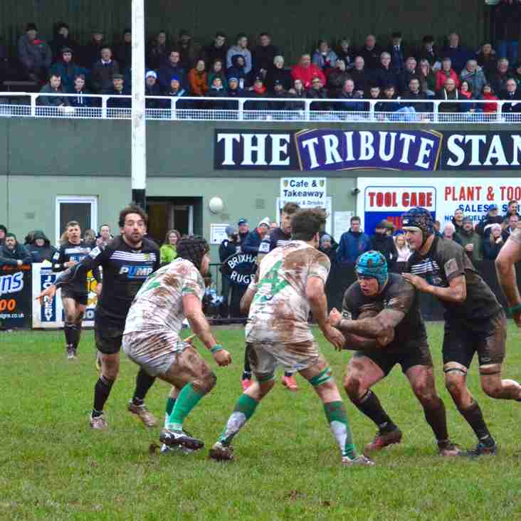 It's local derby time - The Devon All Whites visit Astley Park this Saturday