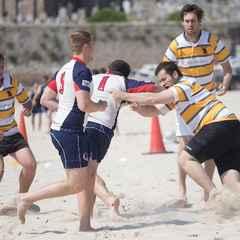 2015 Jersey Beach Rugby Tournament