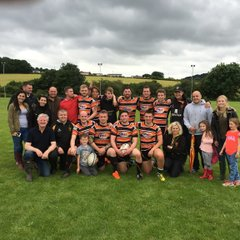 Uttoxeter Reach Cannock 7s Final