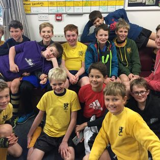 South Berkshire U14 Boys too good for Henley
