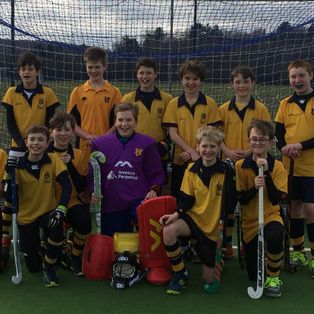 Henley U14 Boys get the better of Reading