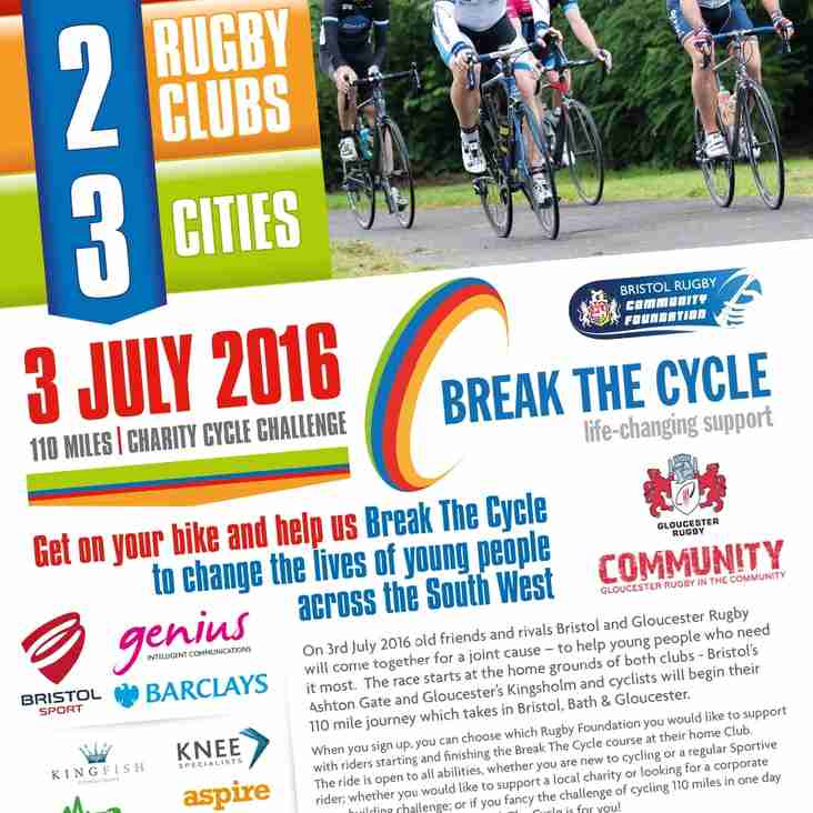 Break The Cycle - Charity Bike Ride
