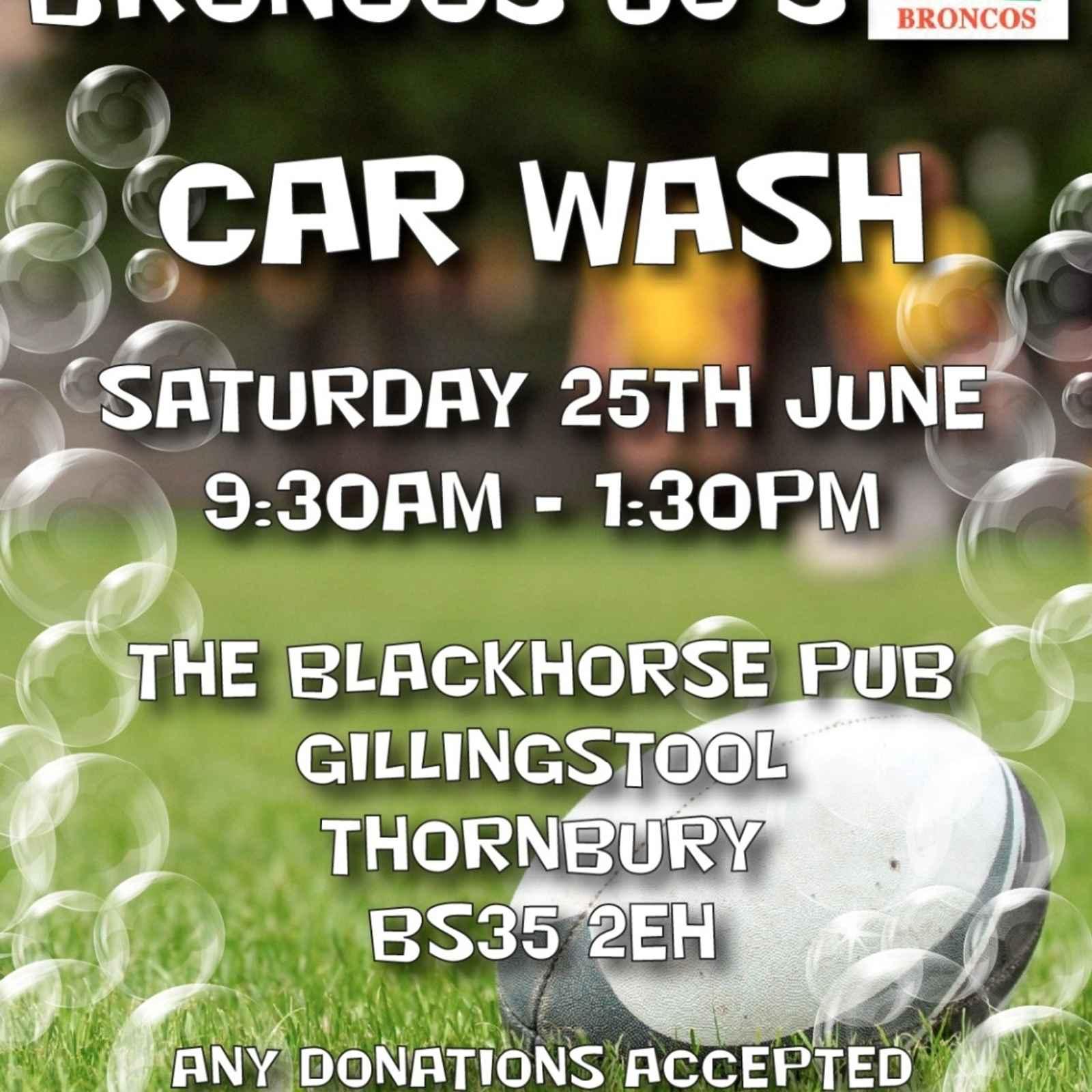 U9s Car Wash