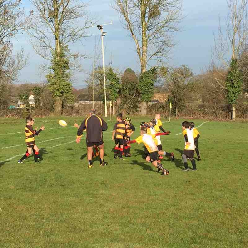 U10s Nailsea and Backwell