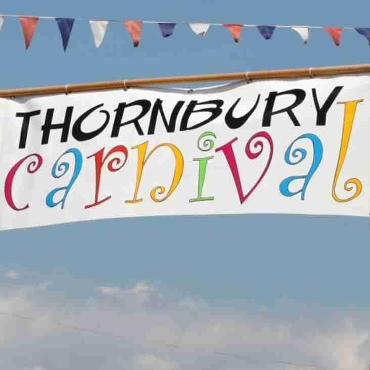 Thornbury RFC Minis - Thornbury Carnival Parade - 1 July 2017
