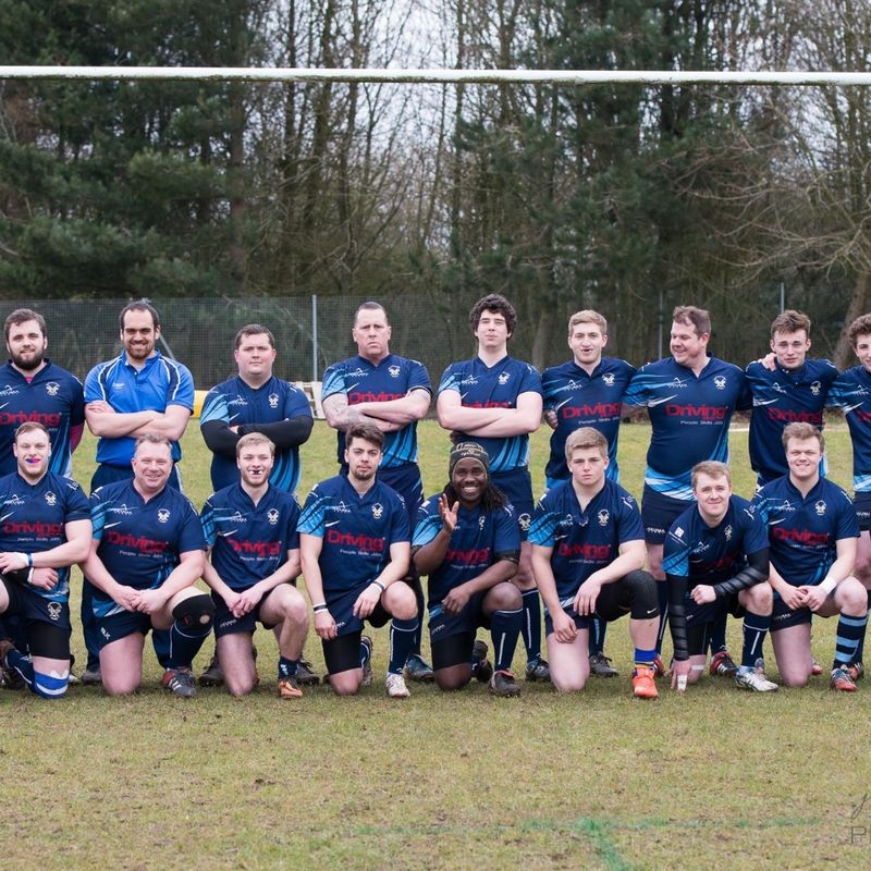Supermarine 2nd XV vs Warminster 2nd XV