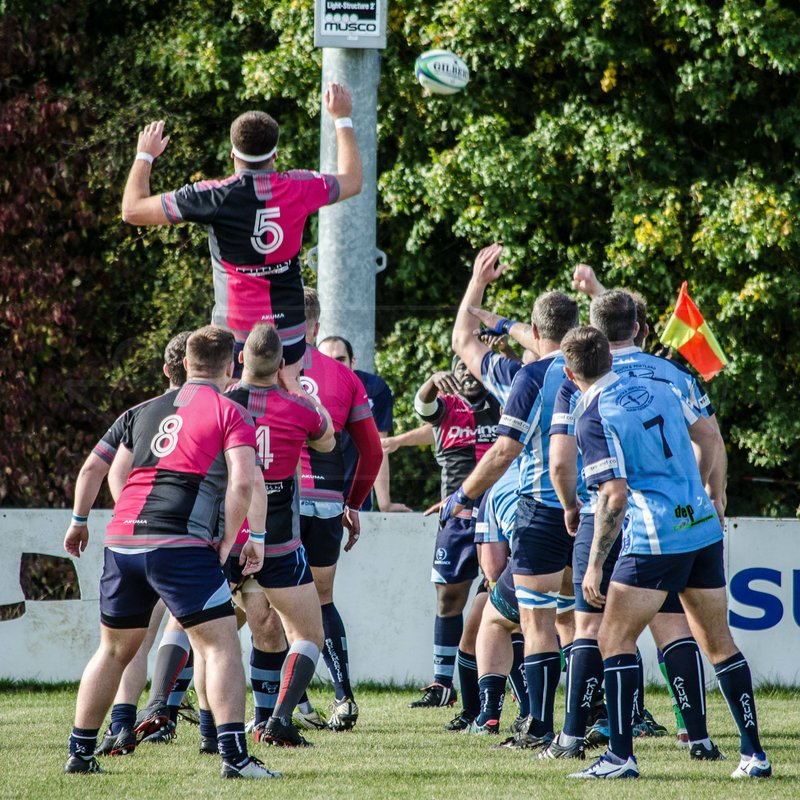 Supermarine 1stXV vs Weymouth & Portland